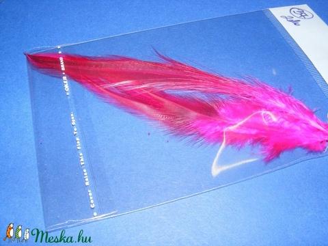 Dekorációs toll(toll-41/2db), Dekorációs toll,ciklámen-piros színben(toll-37/2db) Különleges  dekorációs toll. Mérete kb...., Alkotók boltja