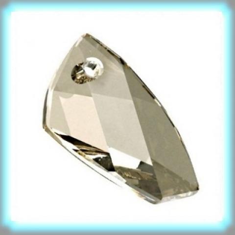 1swarovskikristály avant-garde 30mm-es  GYSWM AG30 , Gyöngy, ékszerkellék, Swarovski kristályok, Eredeti swarovski kristály avant- garde  medál .  Szin:silver shade  Méret:30mm  Az ár egy darab..., Alkotók boltja