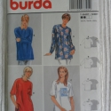 Burda szabsmintk, Knyv, jsg, jsg,  A kpeken lthat Burda szabsmintk , eredeti bontatlan llapotban.