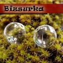 2db fűzhető üveggömb, gyöngy 13 mm-s, Gyöngy, ékszerkellék, Üveg, Apró fűzhető üveggömb,gyöngy Készíthetsz belőle medált, kulcstartót, fülbevalót.  Feltöltheted apró ..., Alkotók boltja