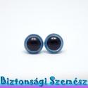 12 mm-es biztonsági szem világoskék 2 db (1 pár), Gomb, Bábkészítés, mackóvarrás, Kötés, horgolás, Varrás, Szépen csillogó felületű, szemet gyönyörködtető biztonsági szemek mosás- és gyerekbiztos hátsó réss..., Alkotók boltja