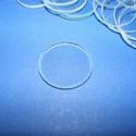 Üveglap-6(kör 25mm/3db), Üveg, Gyöngy, ékszerkellék, Ékszerkészítés, Üveglap-6(kör 25mm/3db) Mérete 25mm Az ár 3db üveglapra vonatkozik. Többféle formában kapható. 10gr., Alkotók boltja