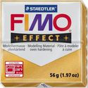 Fimo effect - 11 (metál arany), Vegyes alapanyag, Egyéb alapanyag, Gyurma, Fimo, Fimo effect - 11 - metál arany  Mérete: 55x55 mm Súlya: 56 g  Felhasználási javaslat: Gyúrd át a FI..., Alkotók boltja