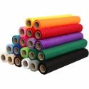 Színes barkácsfilc csomag - A4 méret - 20db, Textil, Filc, Kiváló minőségű, élénk, vidám színvilágú barkácsfilc csomag.    Nagyon puha, könnyen kezelhető anyag..., Alkotók boltja