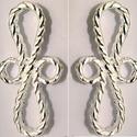 925-ös finomságú sterling ezüst kandeláber/ továbbépíthető köztes /tartó elem  EKA 06, Gyöngy, ékszerkellék, Egyéb alkatrész, EKA 06  925-ös valódi  ezüst (bevizsgált) kandeláber/ továbbépíthető köztes /tartó elem .   2 db / c..., Alkotók boltja