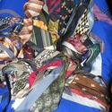 Antik , retro, régi, modern nyakkendők csomagban, Díszíthető tárgyak, Textil, Mindenmás, Varrás, Textil, Rengeteg antik, retro, régi, modern, különböző állapotban ( össz 110 db) kínálok eladásra , én gyűj..., Alkotók boltja