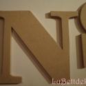 Natúr betűk, bármilyen betűtipus, Fa, Díszíthető tárgyak, Famegmunkálás, Egyéb fa, 6mm vastagságú, natúr festetlen Mdf betűk. Az ár egy darab 12 cm magas betűre érvényes, az általad ..., Alkotók boltja