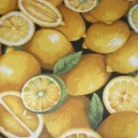 Üdítő citromok :o)  70 x 30 cm minőségi textil  francia design , Textil, Pamut, Mindenmás, Varrás, Textil, Kiváló minőségű - egyedi tervezésű - jogvédett termék -  Textil - akár - pachwork - anyag  Francia ..., Alkotók boltja