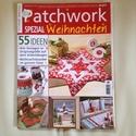 Patchwork Spezial , Könyv, újság, Újság, Mindenmás,   Patchwork újság német nyelvű - szabásminta melléklettel.  Megkímélt állapotban., Alkotók boltja