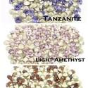 Swarovski kúpos hátú kristály PP18, Gyöngy, ékszerkellék, Swarovski kristályok, Ékszerkészítés, Készítsd el saját ékszeredet Swarovski kristályokból!:)   A boltomban megtalálod hozzá, a többféle ..., Alkotók boltja