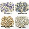Swarovski kúpos hátú kristály PP31, Gyöngy, ékszerkellék, Swarovski kristályok, Ékszerkészítés, Készítsd el saját ékszeredet Swarovski kristályokból!:)   A boltomban megtalálod hozzá, a többféle ..., Alkotók boltja