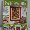 Karácsonyi  patchwork újság, Könyv, újság, Újság, Varrás, Textil, Kezdő és gyakorló foltvarróknak egyaránt ajánlom a Burda Patchwork újságot., Alkotók boltja
