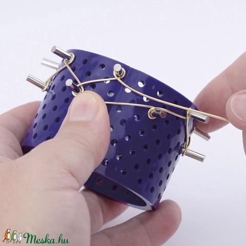 Dróthajlító 3D wigjig, Szerszámok, eszközök, Eszköz ékszerkészítéshez, Alkotók boltja