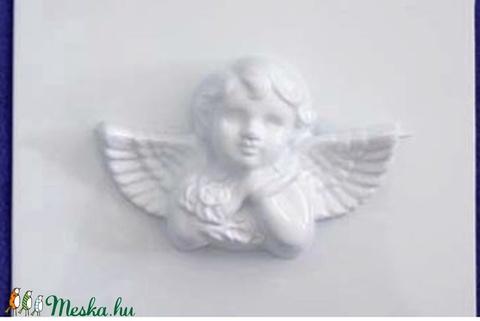 Vallás-19 - gipszöntő forma (1 motívum) - angyal , Szerszámok, eszközök, Egyéb szerszám, eszköz, Alkotók boltja
