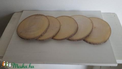 Fa korong ,fa szelet, szeletelt fa, Fa, Rétegelt lemez, fa alap, Alkotók boltja