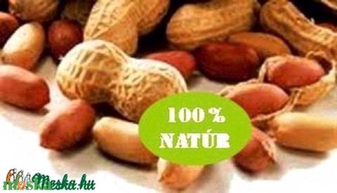 100 ml  FÖLDIMOGYORÓ OLAJ  hidegen sajtolt (Étkezési minőség), Vegyes alapanyag, Olaj, Alkotók boltja