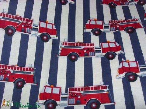 Gyerekmintás - járgányos textilek különféle 55 x 30 cm minőségi textil  USA design , Textil, Pamut, Alkotók boltja