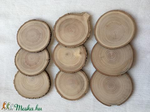 fa korong kőrisfa ágából, Fa, Egyéb fatermék, Alkotók boltja