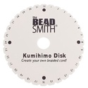 Kumihimo fonótábla Beadsmith  1 db, Szerszámok, eszközök, Eszköz kötéshez, horgoláshoz, Alkotók boltja