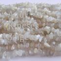 -Holdkő chips  természetes,közepes, Gyöngy, ékszerkellék, Féldrágakő, Alkotók boltja