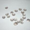 9 mm-es gyöngykupak 20 db, Gyöngy, ékszerkellék, Egyéb alkatrész, Ékszerkészítés, Szerelékek, Méret: 9 mm Mennyiség: 20 db / csomag, Alkotók boltja