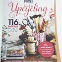 Folyóirat - Homes and Antiques Guide to Upcycling, Könyv, újság, Új könyv, Folyóirat - Homes&Antiques Guide to Upcycling  Gyönyörű állapotban lévő darab, ajándékba kaptam, csa..., Alkotók boltja