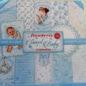 """Scrapbook papír készlet III., Papír, Scrapbook, VÉGKIÁRUSÍTÁS !!!  Stamperia  """"Sweet Baby"""" scrapbook papír készlet. Mérete 30x30 cm  10 db kétoldala..., Alkotók boltja"""