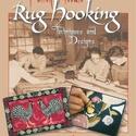 Amy Oxford: Punch needle Rug hooking - Techniques and designs, Könyv, újság, Új könyv, Angol nyelvű könyv - Amy Oxfordtól, az Oxford punch needle feltalálójától.  Tanulj meg Te is gyönyör..., Alkotók boltja