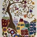 Punch needle workshop - Ültessünk gyapjú virágot!, Tanfolyamok, táborok, Textil, Időpont: 2020. március 28.  Időtartam: 10.00 – 14.00 óráig Szint: Kezdő, középhaladó, haladó  Vigyük..., Alkotók boltja