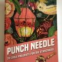 Kelly Wright: Punch needle - 20 coole Projekte für die Stanznadel, Könyv, újság, Új könyv, Hímzés, Mindenmás, Német nyelvű könyv Kelly Wright-tól, az Oxford punch needle hivatalos okatatótjától.  , Alkotók boltja
