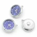 óra  patentos karkötöhőz, Órakészítés, óra Méret: 25 mm X 21 mm, Alkotók boltja