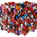 350 db Vegyes gombcsomag, Gomb, Műanyag gomb, , Alkotók boltja