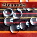 6 db kör alakú üveglencse 12 mm, Gyöngy, ékszerkellék, Cabochon, üveg kaboson. Üveglencse. Medálokhoz, gyűrűkhöz és fülbevalókhoz is tökéletes. Ragaszd a ..., Alkotók boltja