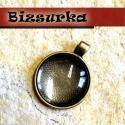 Antik bronz medálalap (3628) + üveglencse 25 mm, Gyöngy, ékszerkellék, Antik bronz medálalap . Méret: 36 x 28 mm.  Üveglencse mérete: 25 mm.  Kérheted epoxival is.  A..., Alkotók boltja