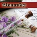 Nagy üvegpalack medál, charm 1db, Gyöngy, ékszerkellék, Fém köztesek, Nagy üvegpalack, charm. Feltöltheted apró gyönggyel, folyadékkal, száraz virággal.   Méret: ..., Alkotók boltja