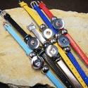 Noosa karkötő  1 patentos, Gyöngy, ékszerkellék, Cabochon, Alkotók boltja