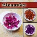 Sóvirág, szárazvirág dobozban / 3 színben, Gyöngy, ékszerkellék, Üveg, Ékszerkészítés, Sóvirág, szárazvirág   választható színek: - lila - pink - narancs  doboz mérete: 50 x 15 mm  Több ..., Alkotók boltja