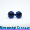 12 mm-es biztonsági szem kék 2 db (1 pár), Gomb, Bábkészítés, mackóvarrás, Kötés, horgolás, Varrás, Szépen csillogó felületű, szemet gyönyörködtető biztonsági szemek mosás- és gyerekbiztos hátsó réss..., Alkotók boltja