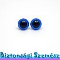 9 mm-es biztonsági szem kék 2 db (1 pár), Gomb, Bábkészítés, mackóvarrás, Kötés, horgolás, Varrás, Szépen csillogó felületű, szemet gyönyörködtető biztonsági szemek mosás- és gyerekbiztos hátsó réss..., Alkotók boltja