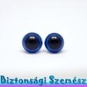 12 mm-es biztonsági szem kék 2 db (1 pár), Gomb, Szépen csillogó felületű, szemet gyönyörködtető biztonsági szemek mosás- és gyerekbiztos hátsó réssz..., Alkotók boltja
