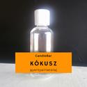 CandleBar Kókusz illatolaj gyertya illatosításához 10gr, Vegyes alapanyag, Gyertya, Gyertyaöntés, Gyertyaöntő alapanyagok, - erős illatkoncentrátum - 10 gramm illatolaj 5%-os töménységben 200 gramm paraffin viasz illatosít..., Alkotók boltja