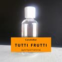 CandleBar Tutti-Frutti illatolaj gyertya illatosításához 10gr, Vegyes alapanyag, Gyertya, Gyertyaöntés, Gyertyaöntő alapanyagok, - erős illatkoncentrátum - 10 gramm illatolaj 5%-os töménységben 200 gramm paraffin viasz illatosít..., Alkotók boltja
