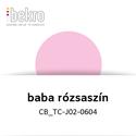 CandleBar-Bekro Baba rózsaszín gyertyafesték 2gr (színkód:12), Vegyes alapanyag, Gyertya, Gyertyaöntés, Gyertyaöntő alapanyagok, - erős színkoncentrátum por/granulátum/tört lapocska formában - 2 gramm festék 1-2 kg gyertya viasz..., Alkotók boltja