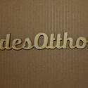 Fa 'Édes Otthon' felirat' 10 cm, Dekorációs kellékek, Fa, Fából készült natúr dekor alap, festhető.  Mérete: 10 cm  Kérésre egyedi igény szerint tetszőleges m..., Alkotók boltja