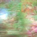 Tiffany díszüveg irizálós színekben, Üveg, Üvegművészet, Irizálós díszüvegek különböző színekben: fehér, rózsaszín, kék és zöld-lila árnyalatokban. Üvegek v..., Alkotók boltja