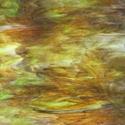 Tiffany díszüveg barna, zöld színekben, Üveg, Üvegművészet, Tiffany, Díszüvegek különböző színekben: barna, zöld árnyalatokban. Üvegek vastagsága 3 mm. Könnyen vághatóa..., Alkotók boltja