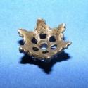 Bronz kupak(72.minta 5db), Gyöngy, ékszerkellék, Egyéb alkatrész, Alkotók boltja