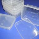 Tároló doboz(5db), Csomagolóanyag, Mindenmás, Tároló doboz(5db) Praktikus többfunkciós áttetsző műanyag doboz.Biztonságos tárolást biztosít az el..., Alkotók boltja