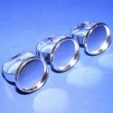 Gyűrű alap (47/B minta/3 db), Gyöngy, ékszerkellék, Egyéb alkatrész, Gyűrű alap (47/B minta) - ragasztható - ezüst színben  A tárcsa átmérője: 18 mm A belső átmérő: 16 m..., Alkotók boltja
