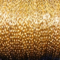 Arany színű lánc (3/A minta/1 m) - 4,1x3x0,8 mm, Gyöngy, ékszerkellék, Egyéb alkatrész, Arany színű lánc (3/A minta)  A szem mérete: 4,1x3x0,8 mm  A feltüntetett ár 1 méter láncra ..., Alkotók boltja